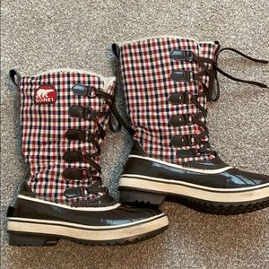 Waterproof Sorel Boots